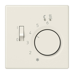 Jung FTRLS231 Fussbodenheizungsregler AC 230 V Weiß