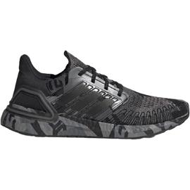 adidas Ultraboost 20 M core black/core black/grey four 42