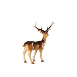 Hutschenreuther Tierfigur Cozy Winter Figur Hirsch groß (1 Stück)