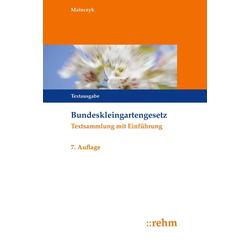 Bundeskleingartengesetz als Buch von Lorenz Mainczyk