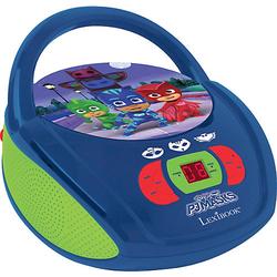 PJ Masks CD-Player blau/grün