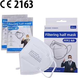 FFP2 Face Mask, 1er Blister in 10er Box, weiß