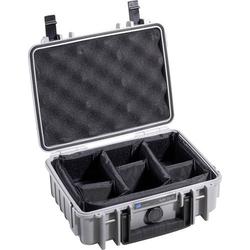 B & W outdoor.cases Typ 1000 Kamerakoffer Wasserdicht
