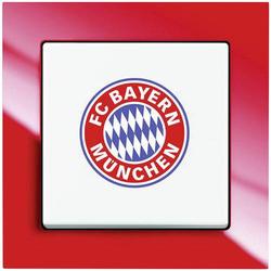FC BAYERN MÜNCHEN FANSCHALTER KOMPLETT
