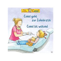 Conni - 54: Geht Zur Zahnärztin (Neu)/Ist Wütend (CD)