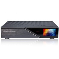 DreamBox DM920 UHD - Digitaler Multimedia-Receiver - Schwarz (13443-200)