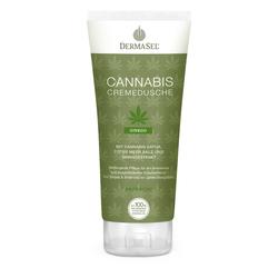 DERMASEL Cannabis Cremedusche Ginkgo