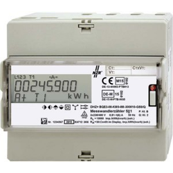 NZR Wechsel-/Drehstromzähler 230/400V 5(80)A DHZ+2QS0MID47320218