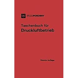 Taschenbuch für Druckluftbetrieb - Buch
