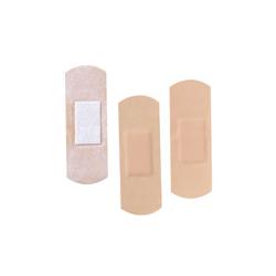 ASKINA Med Strips Pflaster 3,8x3,8cm