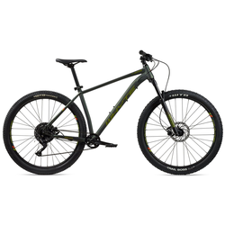 Whyte Bikes Mountainbike, 10 Gang Shimano Deore Schaltwerk, Kettenschaltung 49 cm