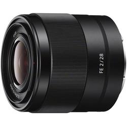 Sony SEL 28mm 1:2 FE Objektiv