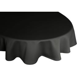 Tischdecke, NEWBURY, Wirth schwarz Tischdecken Tischwäsche
