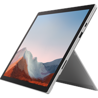 Microsoft Surface Pro 7+ 12.3 i7 16 GB RAM 256 GB Wi-Fi platin