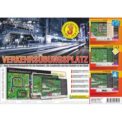 Info-Tafel-Set Verkehrsübungsplatz