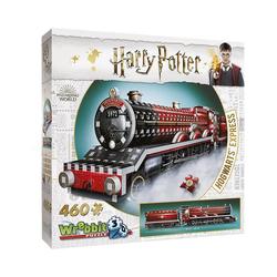 Wrebbit 3D-Puzzle Wrebbit Hogwarts Express, Puzzleteile