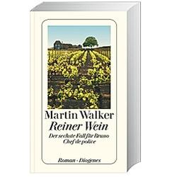 Reiner Wein / Bruno  Chef de police Bd.6. Martin Walker  - Buch