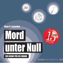 Mord unter Null als Buch von Hugo B. Lauenthal
