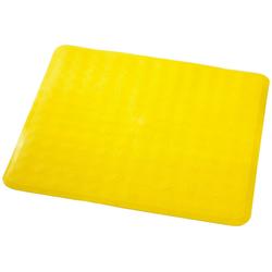 Ridder Duscheinlage Basic, B: 51 cm, L: 51 cm gelb