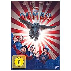 Dumbo (2019) - DVD  Filme
