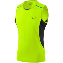 Dynafit Vert 2 Tankshirt Men Laufshirt fluo yellow