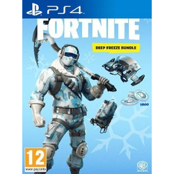 Fortnite Deep Freeze Bundle (PS4) - Fortnite Key - EUROPE