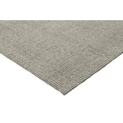 Sisalteppich Sisal grau ca. 70/130 cm