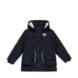 Steiff Boys Winterjacke navy