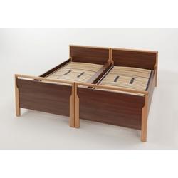 Burmeier Holzabdeckung für den Mittelspalt für Bett Relax