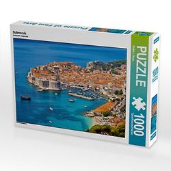 Dubrovnik Lege-Größe 64 x 48 cm Foto-Puzzle Bild von Stefan Beyer Puzzle