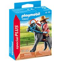 Playmobil Special Plus Westernreiterin 70602