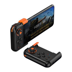 Baseus Handyspiel Einhand-Gamepad kabelloser Game Mobile Controller Gamepad Joystick Pad kfür Android & iOS