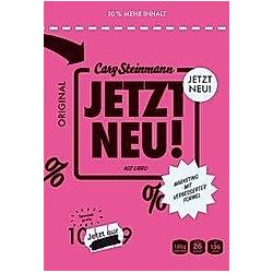 Jetzt neu!. Cary Steinmann  - Buch