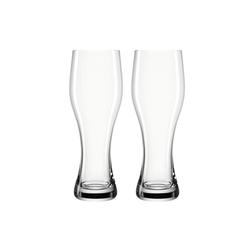 LEONARDO Weizenbiergläser Taverna 2er-Set, 0,5 l