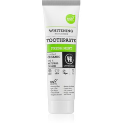 Urtekram Fresh Mint bleichende Zahnpasta ohne Fluor 75 ml