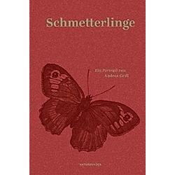 Schmetterlinge. Andrea Grill  - Buch