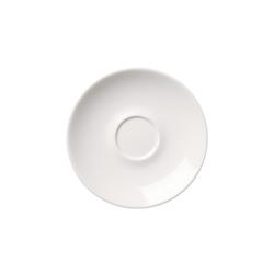Arabia 24h Untertasse für Kaffeetasse 17 cm weiß