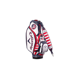 Callaway Major Staff Juni 2018 Cartbag LIMITED EDITION Championship Long Island, New York""""