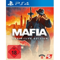 Mafia I: Definitive Edition (USK) (PS4)