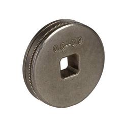 TELWIN Drahtvorschubrolle für Telwin Technomig 180-210 Schweißgerät VPE: 1 Stück - Typ:Fülldraht 0.6/0.9 mm