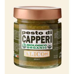 Pesto mit Kapern - Alicos, 190g