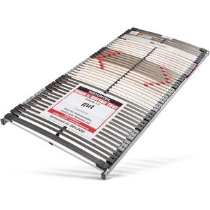 BeSports Lattenrost Excellence NV, 44 Leisten, Kopfteil nicht verstellbar, Testurteil GUT Note 1,5* mehrfarbig Lattenroste 120x200 cm nach Größen