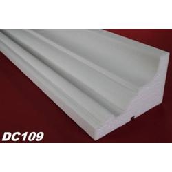 DC109 Fensterbankprofil Fenster Zierprofil 215x140mm Fassadenprofil Fassadenstuck Profil Leiste 200cm