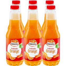 Valensina Frühstücks Orange 1 Liter, 6er Pack