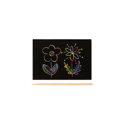EDUPLAY Bild Scratch Magic Kratzbilder 3 x 10 Stück