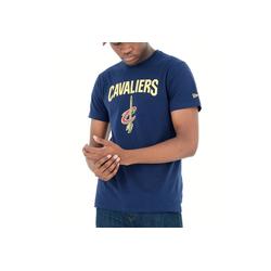 New Era Print-Shirt NBA Cleveland Cavaliers XXS
