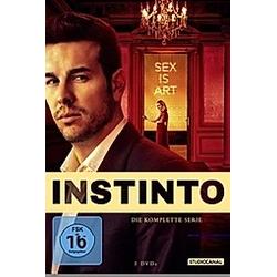 Instinto - DVD  Filme