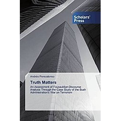 Truth Matters. Andrés Perezalonso  - Buch