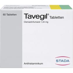 TAVEGIL Tabletten 50 St.