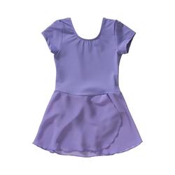 Bloch® Tüllkleid Kinder Ballettkleid lila 152